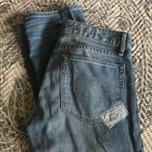 Gap distressed 1969 jeans